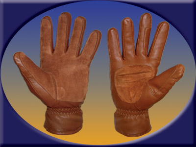 shooting gloves insulated leather